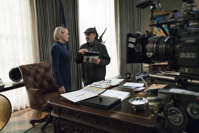 Mira las primeras imágenes de la última temporada de House of Cards 1