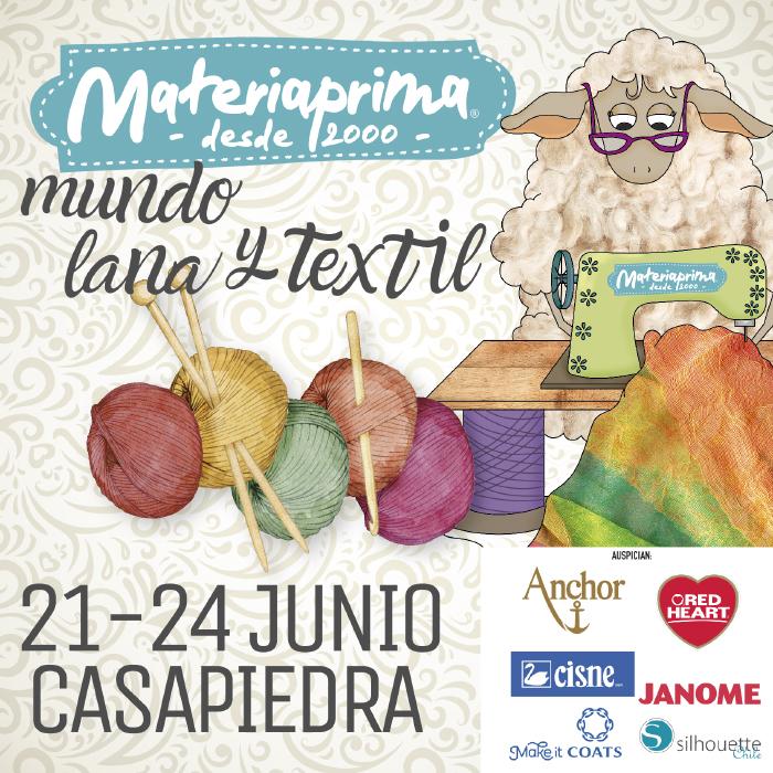 Gana entradas para expo Feria Mundo Lana Textil 2018 1