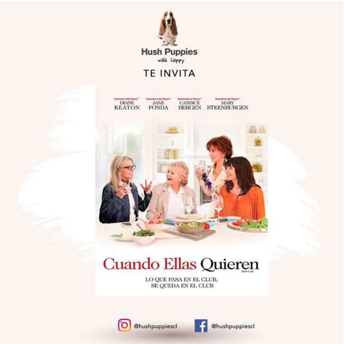 """Gana entradas para ver """"Cuando ellas quieren"""", protagonizada por Jane Fonda y Diane Keaton 1"""