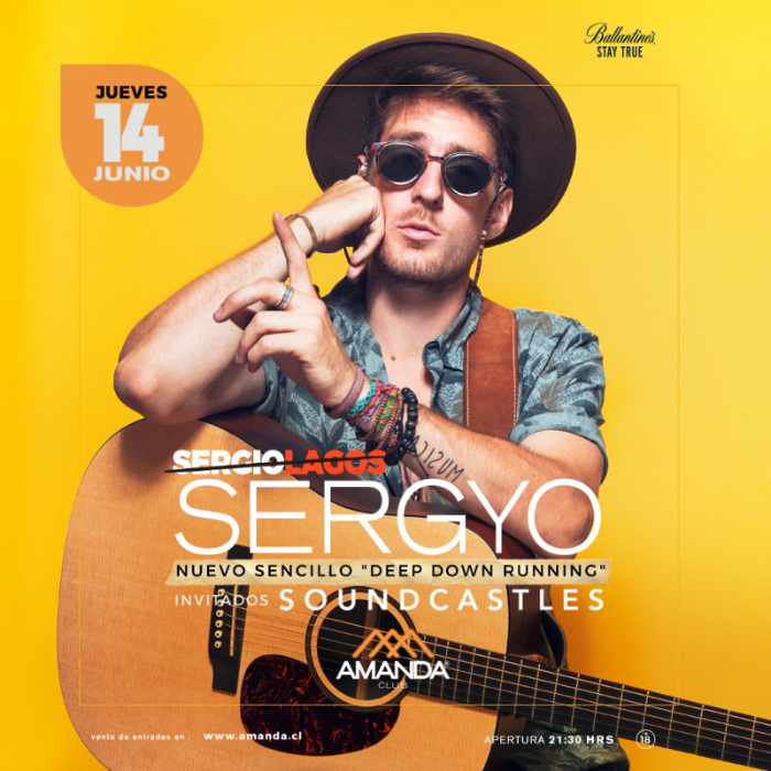 "Sergyo presenta video y nuevo sencillo ""Deep Down Running"" 1"