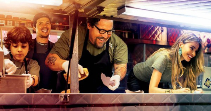 Películas favoritas en Netflix: Chef 1