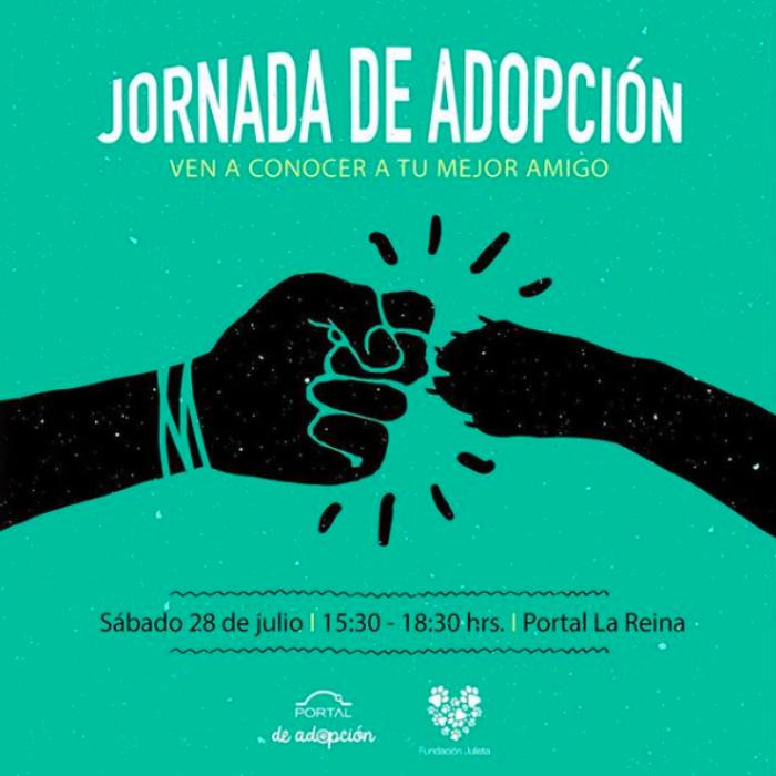 Nueva jornada de adopción de Fundación Julieta 1