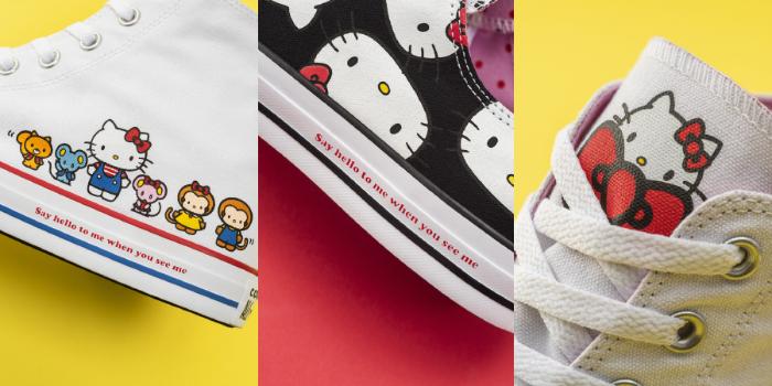 Converse x Hello Kitty, un sueño hecho realidad 1