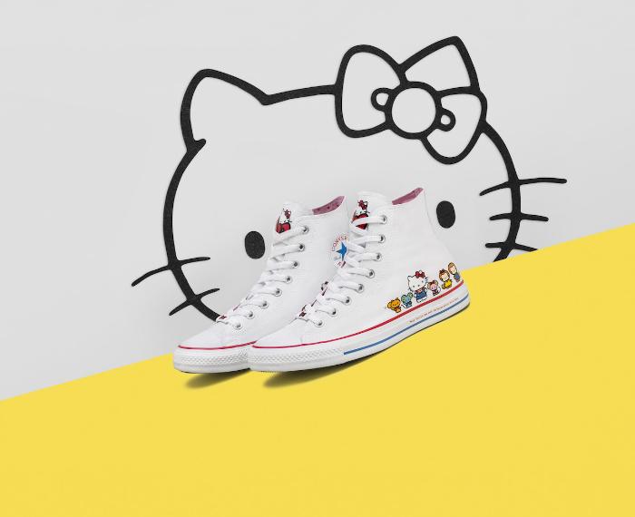 Converse x Hello Kitty, un sueño hecho realidad 3