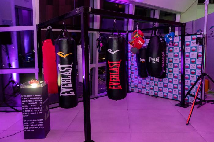 Sportline lanzó la nueva colección Everlast Combat 1