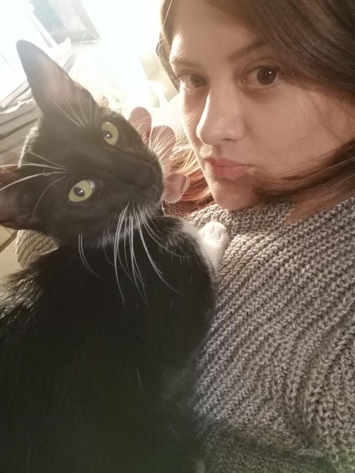Mascotas & compañeras: Monrix y Gal 6