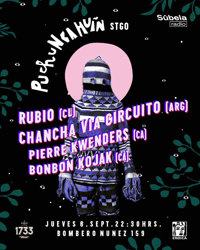 Se viene el Ciclo urbano de Puchuncahuín (¡y tenemos concurso!) 1
