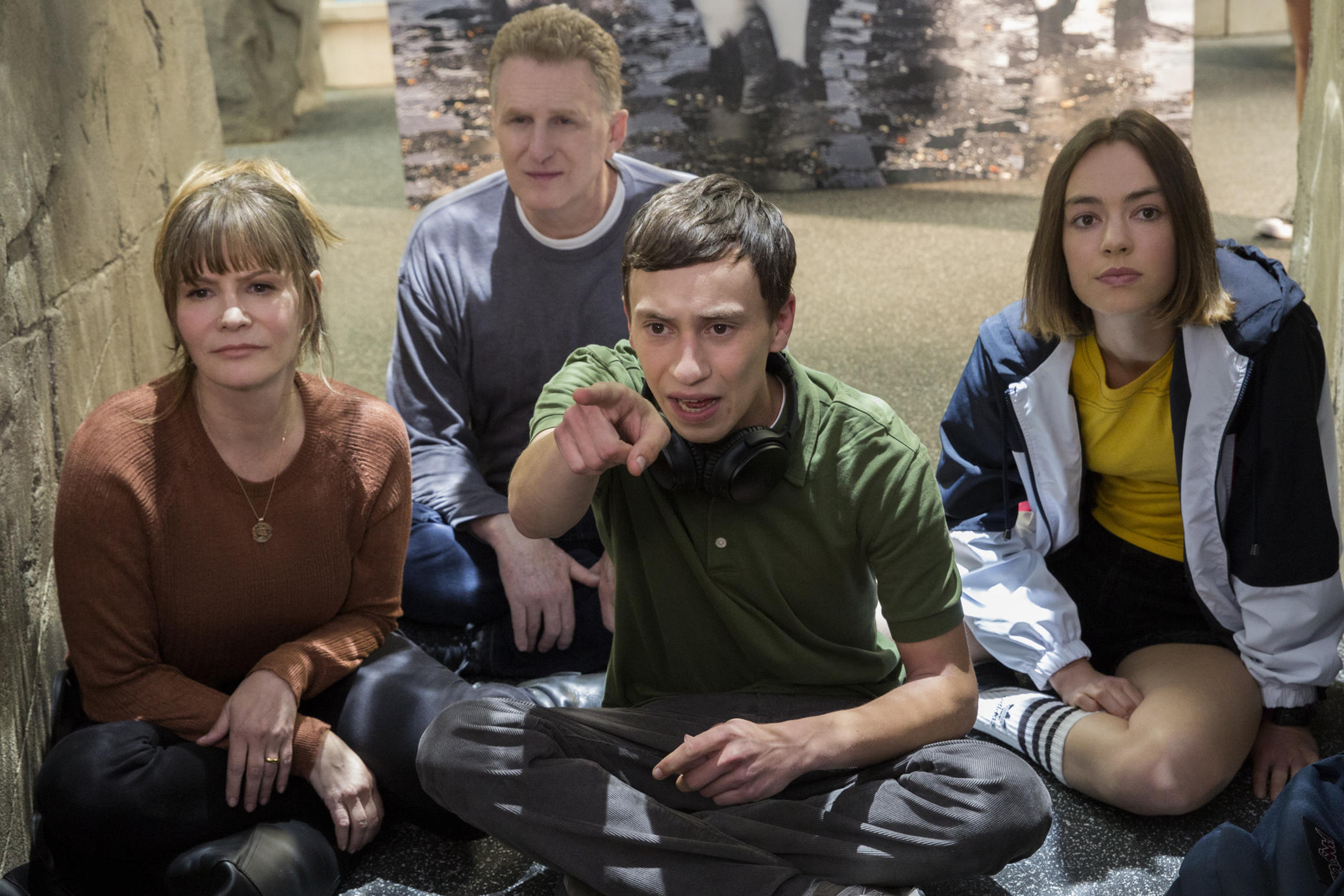 "La imperdible segunda temporada de ""Atypical"" 1"