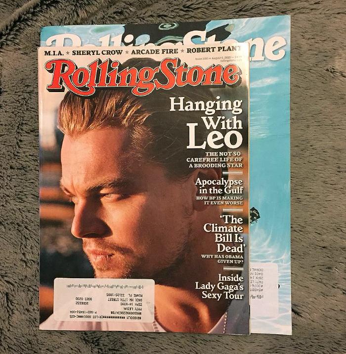 Revista Rolling Stone agranda su revista impresa y rediseña su web 1