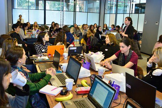 Her Global Impact: Mujeres en la ruta de la innovación 1