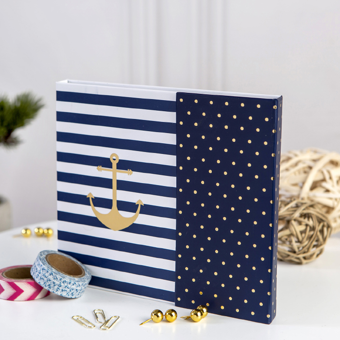 El estilo Navy está de vuelta ¡hasta en tu escritorio! (+ concurso) 3