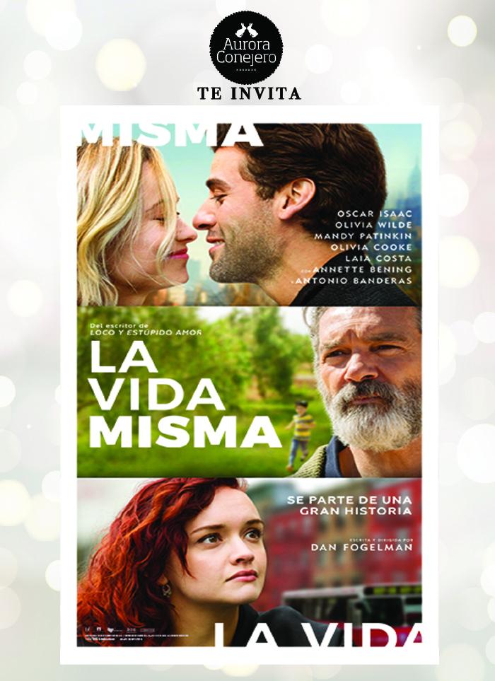 """Zancada y Aurora Conejero te invitan a ver """"La Vida Misma"""" 1"""