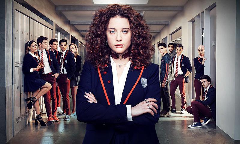 """""""Elite"""" : La nueva serie española de Netflix 1"""