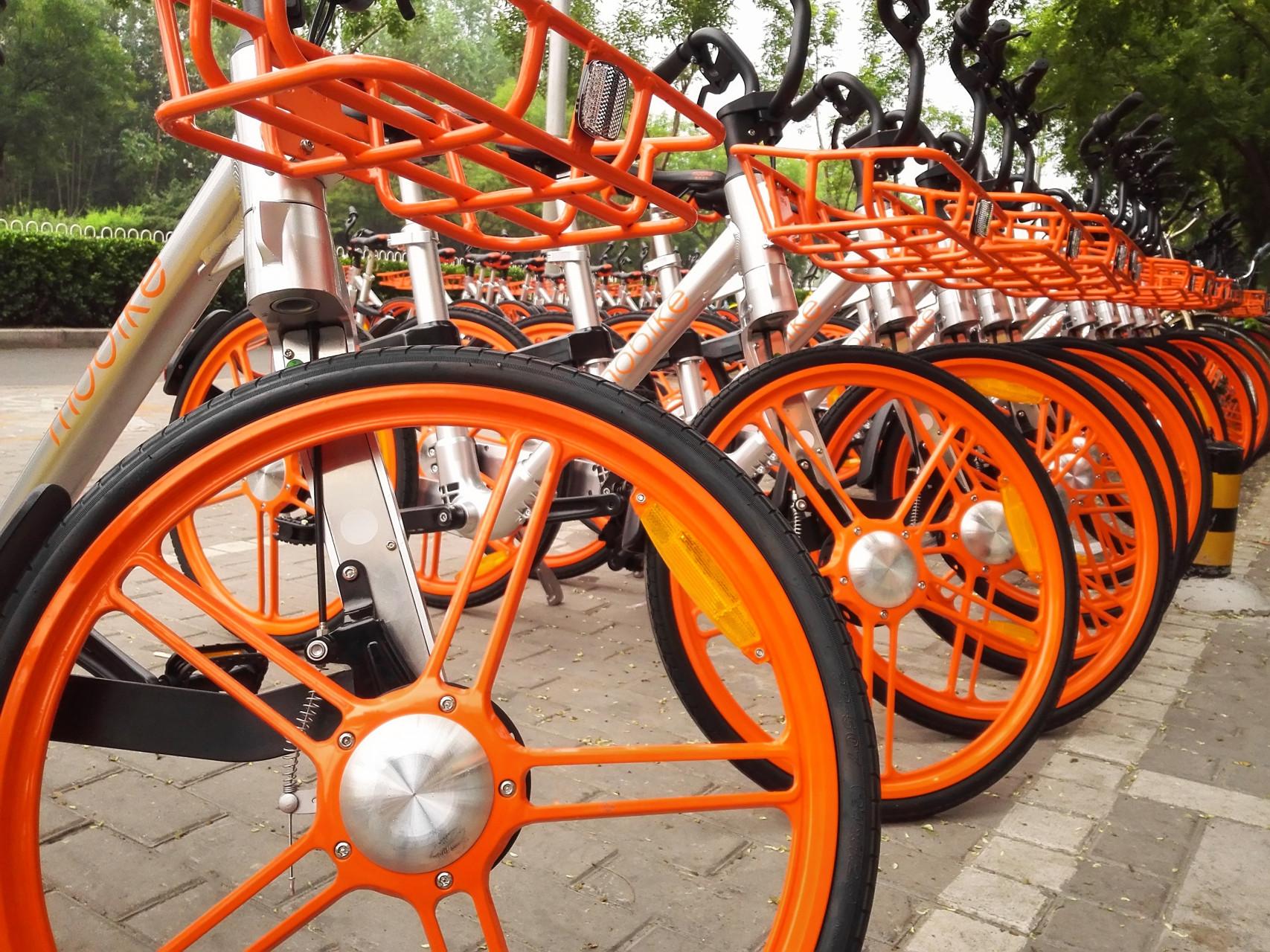La comodidad de usar Mobike (mejor que la bici propia) 1