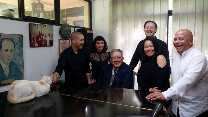 De la Pérgola a la Negra: Obra musical que cita a dos clásicos del teatro chileno 1