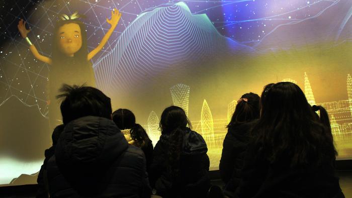 Te invitamos a conocer el MUI, Museo Interactivo Las Condes 3