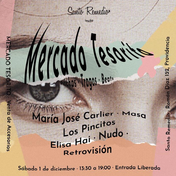 Encuentra el paraíso de los accesorios en la nueva edición de Mercado Tesorito 1
