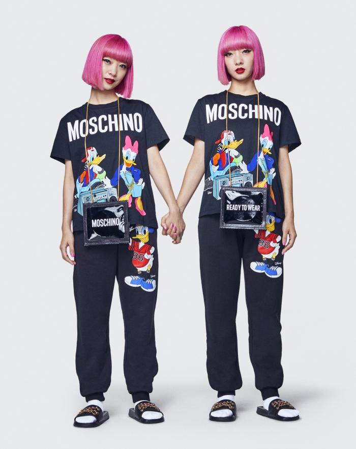 MOSCHINO [tv] H&M: Diversidad y diversión en más de una dimensión 1