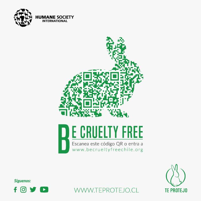 #BeCrueltyFree