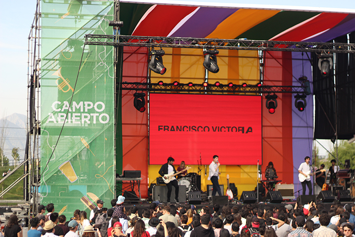 Cantar la canciones de Francisco Victoria 2