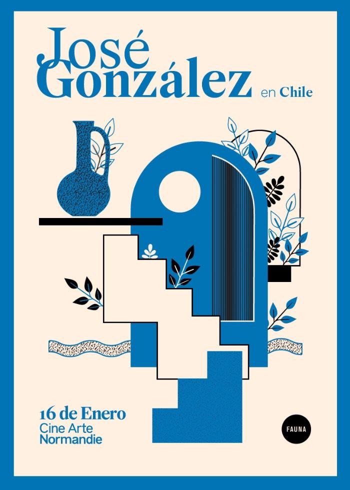 José González viene a tocar a Santiago, Concepción y Frutillar 1