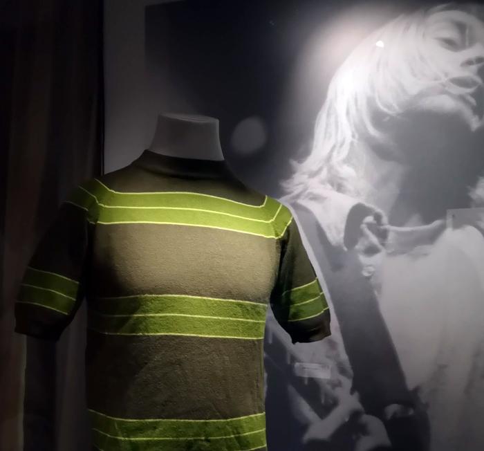 Kurt Cobain, más allá de la música, la imperdible exposición del Museo de la Moda 2