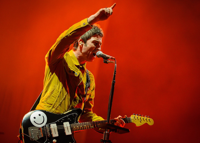 Noel Gallagher: De más en más 1