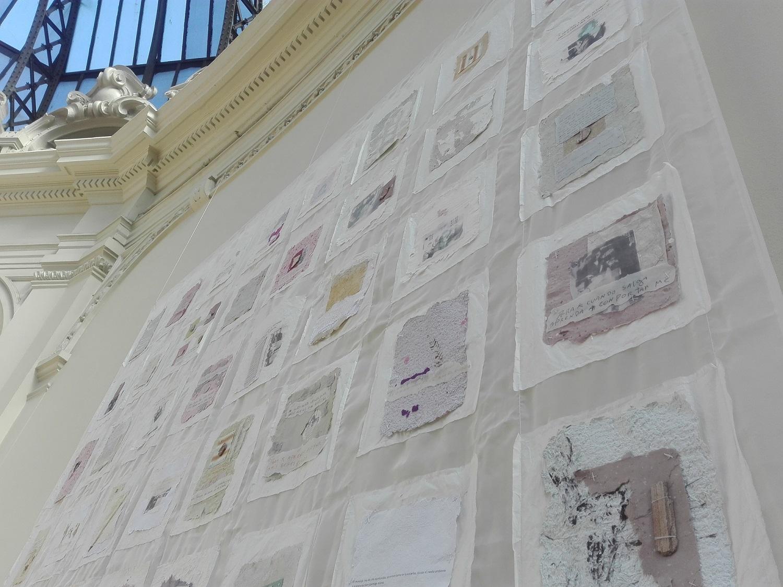 Reciclarte: Trabajo colectivo entre reclusos y estudiantes en el Museo Nacional de Bellas artes 1