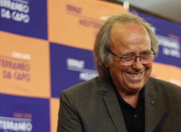 Joan Manuel Serrat en Chile y su inigualable sentido del humor y de la poesía 2