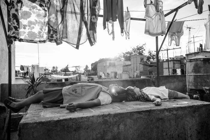 Roma: la realidad en blanco y negro de Alfonso Cuarón 1