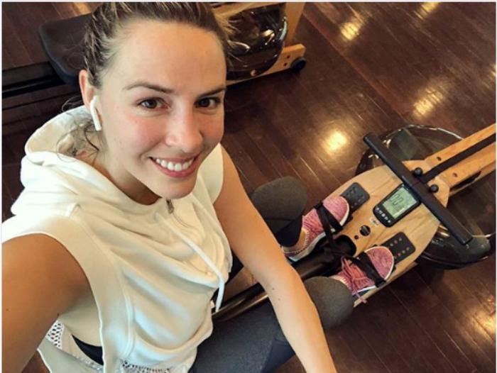 Cuestionario Zancada: Valeria Ortega, periodista, modelo y presentadora de tv 1