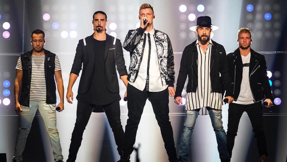 Backstreet Back, alright! No es un sueño, Backstreet Boys vuelve al festival de Viña 1