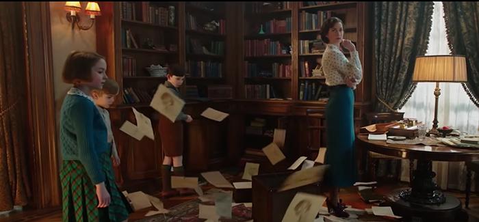 El regreso de Mary Poppins: en cartelera desde este jueves 1