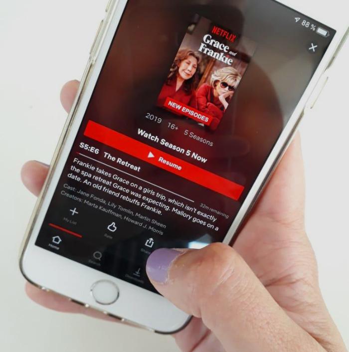 ¡Netflix permite recomendar sus contenidos en las Insta Stories! 1