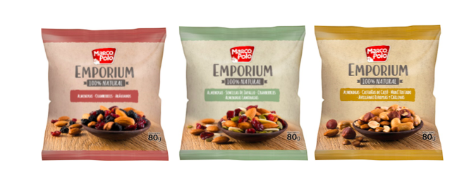 Mix Emporium: frutos secos, frutos rojos y semillas 2
