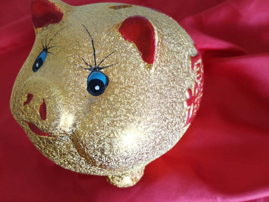 ¡Bienvenido, Año del Cerdo! 1