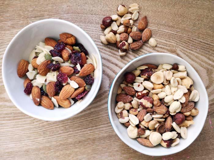 Mix Emporium: frutos secos, frutos rojos y semillas 1
