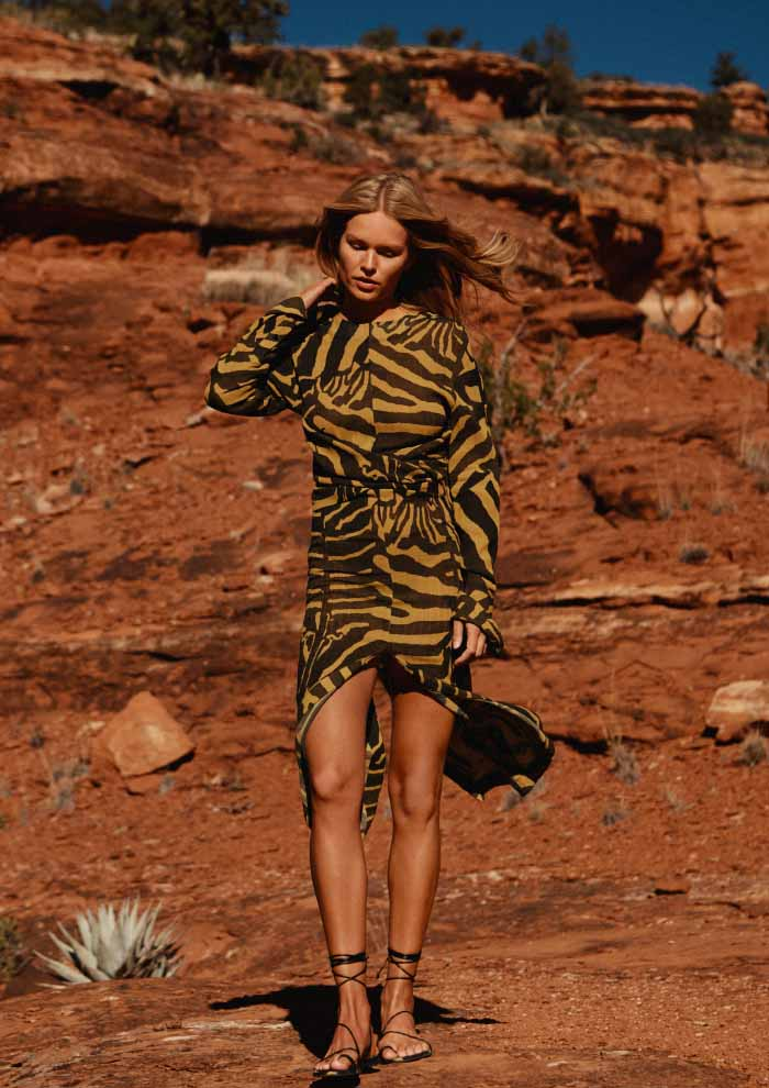 La aventura glamurosa de Studio H&M SS19 1