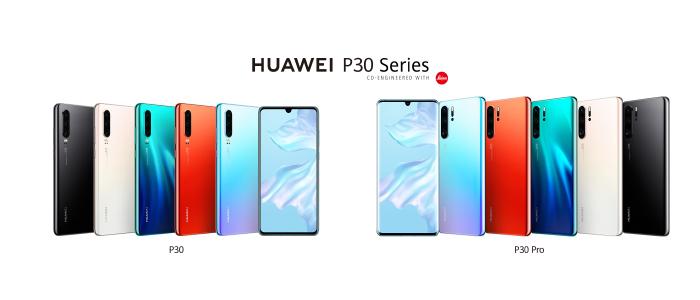 Las innovaciones fotográficas de la serie Huawei P30 y Huawei P30 Pro 3