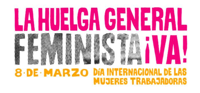 Todo sobre #LaHuelgaFeministaVa de este 8 de marzo 1