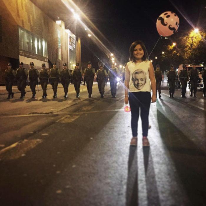 Apuntes de la marcha #8M: No somos histéricas, somos históricas 7