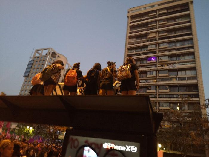 Apuntes de la marcha #8M: No somos histéricas, somos históricas 9