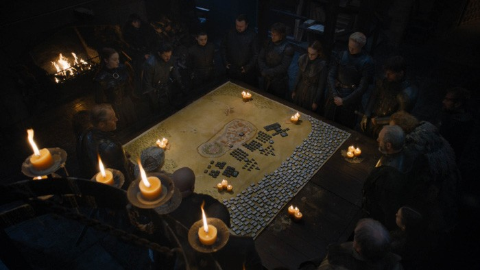 Game Of Thrones episodio 2 última temporada