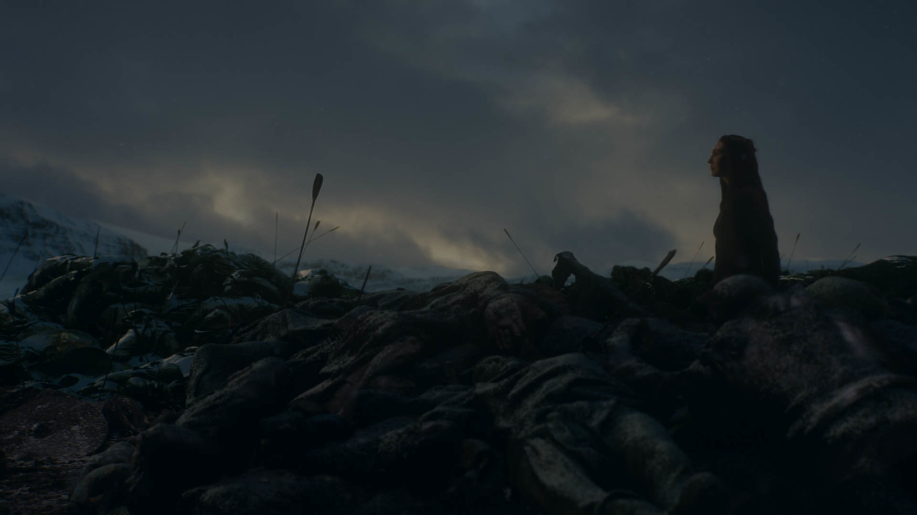 Game of Thrones S08E03: The Long Night - Resumen y comentarios 8