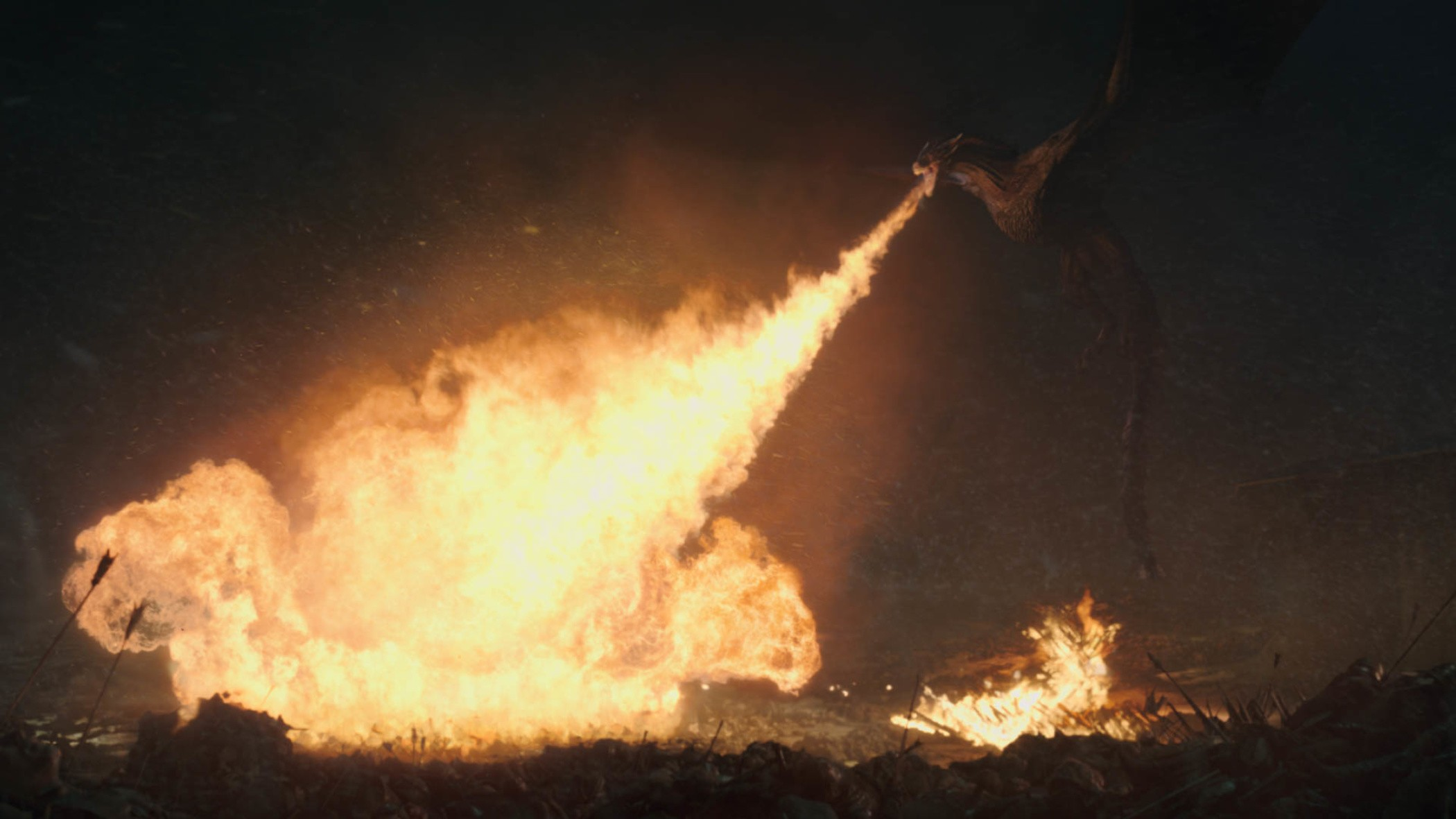 Game of Thrones S08E03: The Long Night - Resumen y comentarios 3