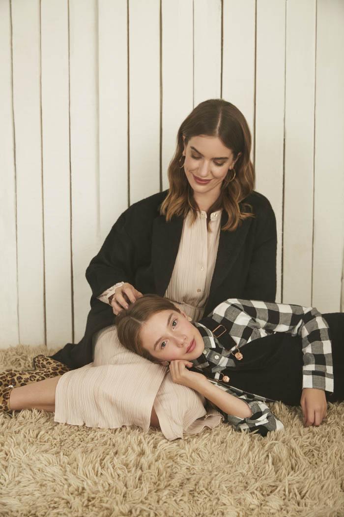 Millaray Viera y su hija Julieta para H&M 4