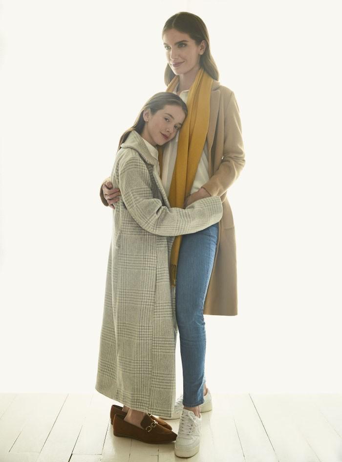 Millaray Viera y su hija Julieta para H&M 5