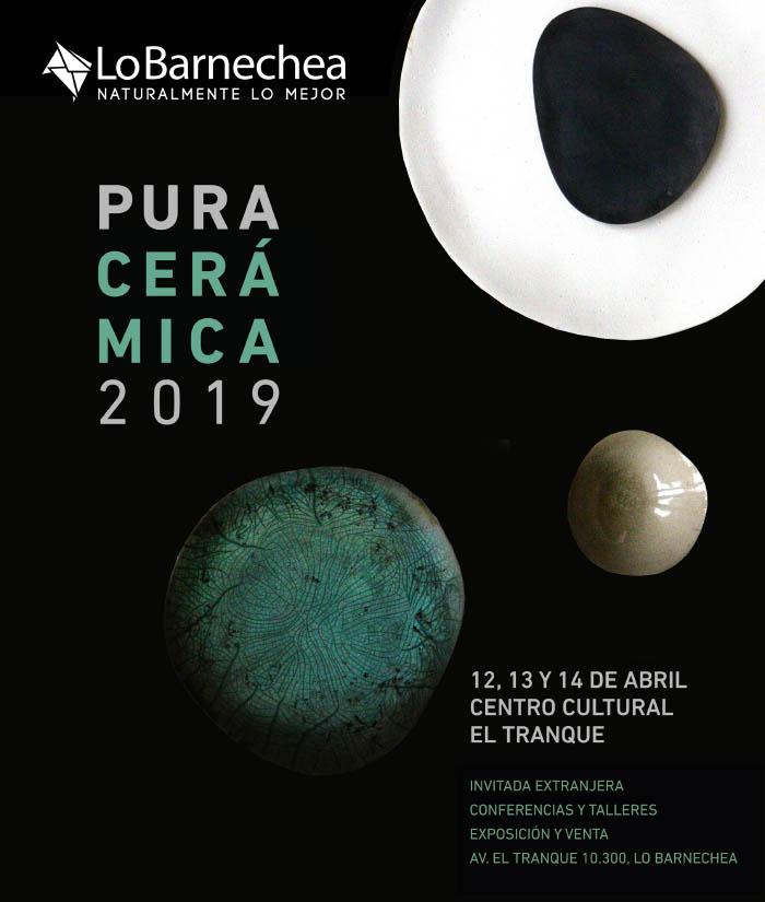Feria Pura Cerámica 2019: vitrina y encuentro de cerámica contemporánea 1