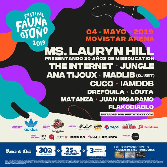 Lauryn Hill en Fauna Otoño: Con 20 años a sus espaldas, The Miseducation of Lauryn Hill es más relevante que nunca 1