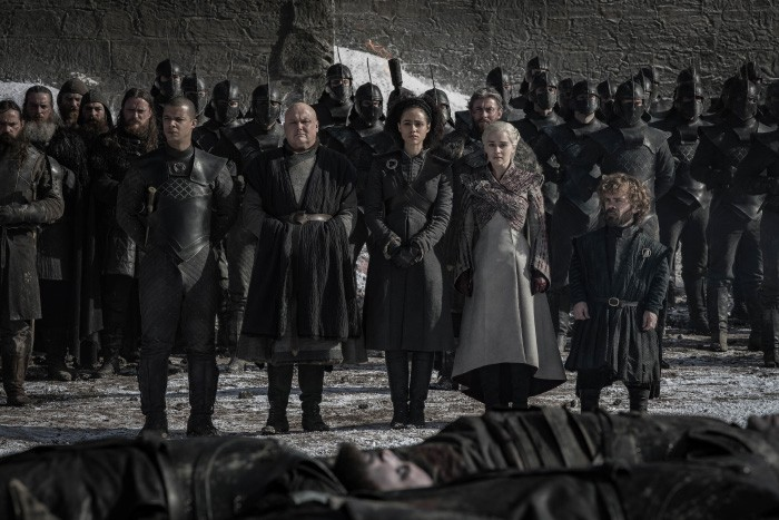 Game of Thrones S08E04: The Last of the Starks - resumen 2